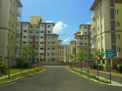 Gallery Cover Image of 1595 Sq.ft 3 BHK Apartment for buy in Mahindra World City for 7100000