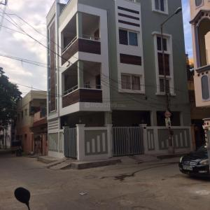 Gallery Cover Image of 600 Sq.ft 1 BHK Independent House for rent in Vijaya Nagar Colony for 10000