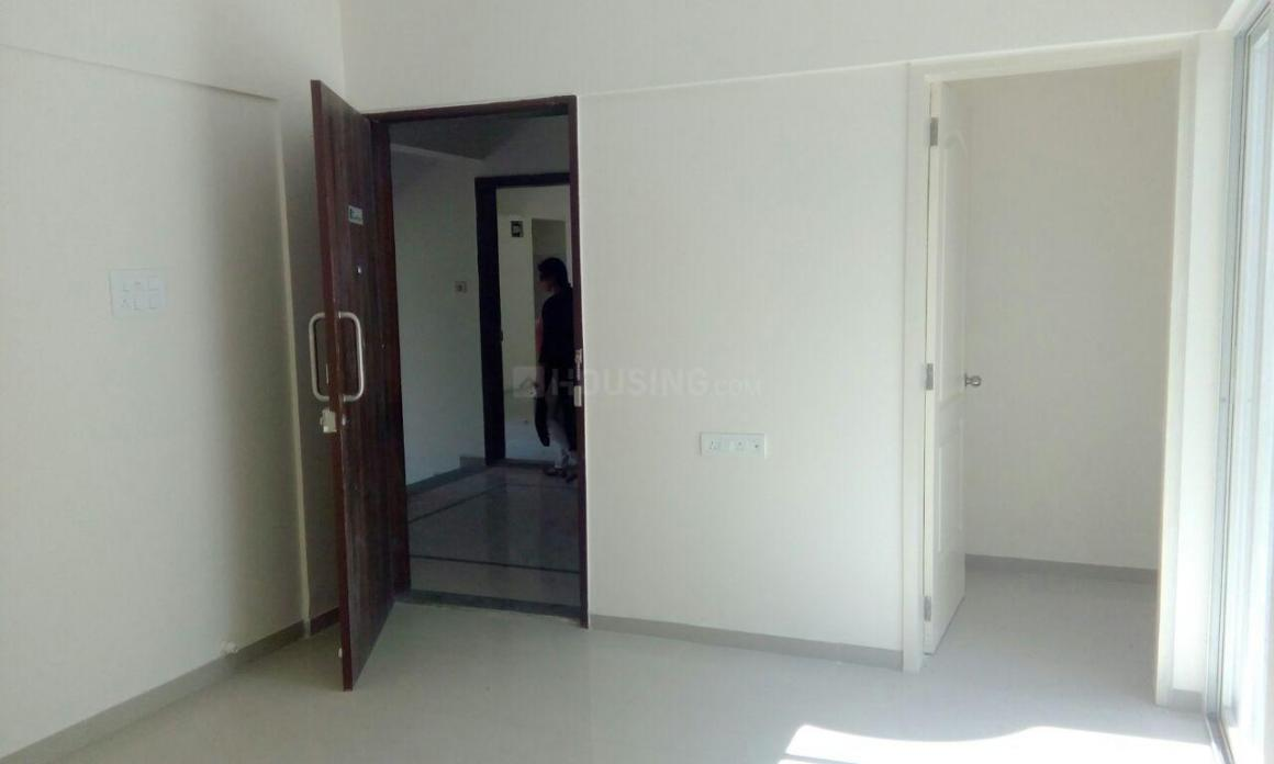 Living Room Image of 800 Sq.ft 2 BHK Apartment for rent in Yewalewadi for 10000