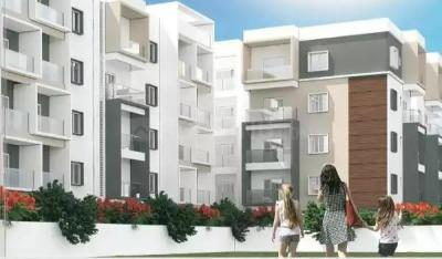 Gallery Cover Image of 1360 Sq.ft 3 BHK Apartment for buy in J P Nagar 8th Phase for 5380000