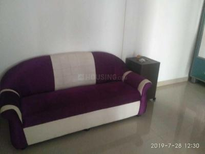 Living Room Image of Ambar PG Services in Dahisar East