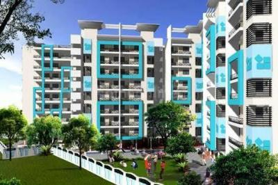 Gallery Cover Image of 1071 Sq.ft 3 BHK Apartment for buy in Sterling Globe Grand, Baghmugalia for 3500000