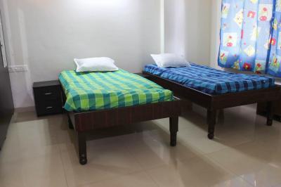 Bedroom Image of B-204, My World in Baner