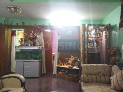 Gallery Cover Image of 1100 Sq.ft 2 BHK Independent Floor for rent in Subramanyapura for 13000