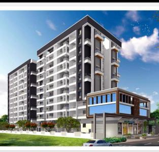 Gallery Cover Image of 809 Sq.ft 2 BHK Apartment for buy in Nirvana Beyond, Ravet for 4200000