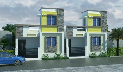 Gallery Cover Image of 1100 Sq.ft 2 BHK Independent House for buy in Mangadu for 6400000