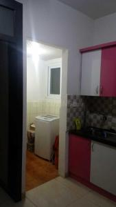 Kitchen Image of Krishna Mystiq Apartment in Basapura