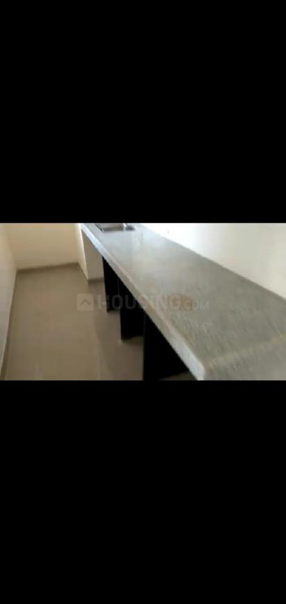Kitchen Image of 380 Sq.ft 1 BHK Independent House for rent in Pisarve for 5500