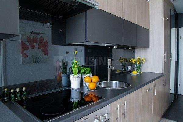 Kitchen Image of 650 Sq.ft 2 BHK Independent House for buy in Varadharajapuram for 2619870