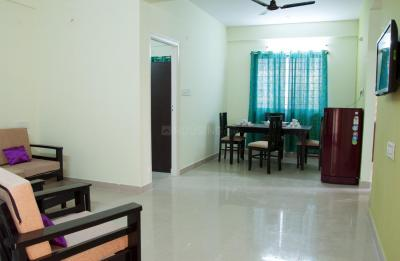 Living Room Image of PG 4642179 K R Puram in Krishnarajapura