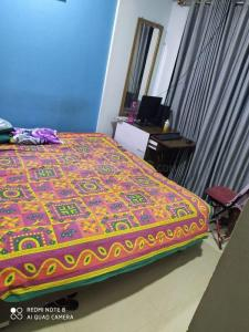 Gallery Cover Image of 630 Sq.ft 1 BHK Apartment for buy in Gopal Krishna Paradise, Kalyan East for 4000000