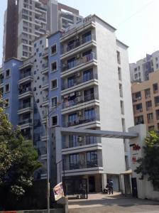 Gallery Cover Image of 555 Sq.ft 1 BHK Apartment for rent in Dedhia Elita, Kasarvadavali, Thane West for 19000