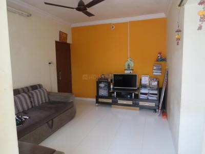 Gallery Cover Image of 750 Sq.ft 1 BHK Apartment for rent in Sai Residency, Dhanori for 9500