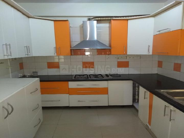 Kitchen Image of 1000 Sq.ft 2 BHK Independent Floor for rent in Sector 38 for 20500