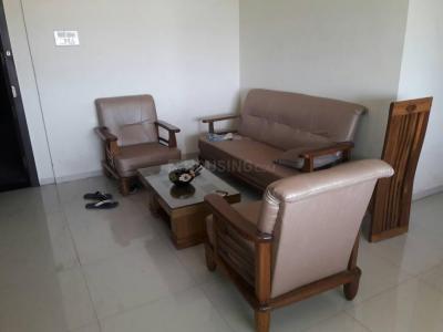 Gallery Cover Image of 790 Sq.ft 1 BHK Apartment for rent in Karia Konark Splendour, Wadgaon Sheri for 16000