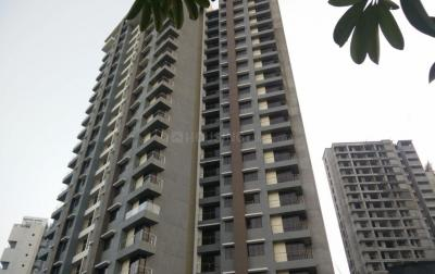 Gallery Cover Image of 1105 Sq.ft 2 BHK Apartment for rent in Kasarvadavali, Thane West for 23000