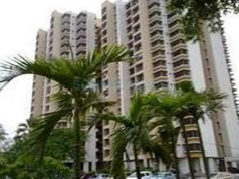 Building Image of 518 Sq.ft 1 BHK Apartment for rent in Thane West for 15000