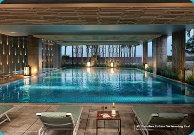 Gallery Cover Image of 739 Sq.ft 2 BHK Apartment for buy in L And T Centrona, Ghatkopar East for 12700000