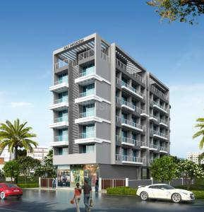 Gallery Cover Image of 565 Sq.ft 1 BHK Apartment for buy in Kewale for 2800000