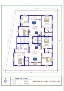 Gallery Cover Image of 1176 Sq.ft 3 BHK Apartment for buy in Madipakkam for 6585600