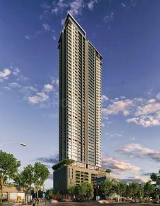 Gallery Cover Image of 980 Sq.ft 2 BHK Apartment for buy in Kalpataru Elegante, Kandivali East for 15400000