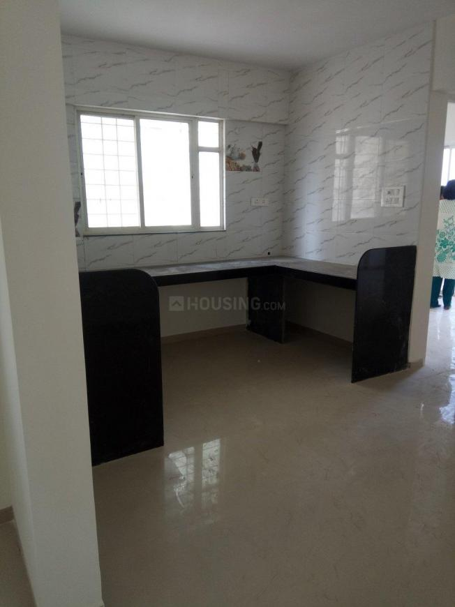 Kitchen Image of 997 Sq.ft 2 BHK Apartment for rent in Undri for 10000