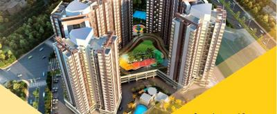 Gallery Cover Image of 950 Sq.ft 2 BHK Apartment for buy in VTP Hi Life Phase 3, Wakad for 6500000