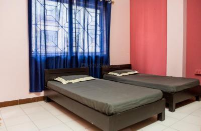 Bedroom Image of 204 Palm Spring Apartments in Panduranga Nagar