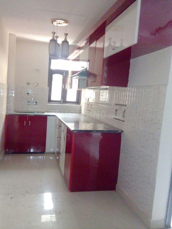 Kitchen Image of 400 Sq.ft 1 BHK Apartment for rent in Uttam Nagar for 6500