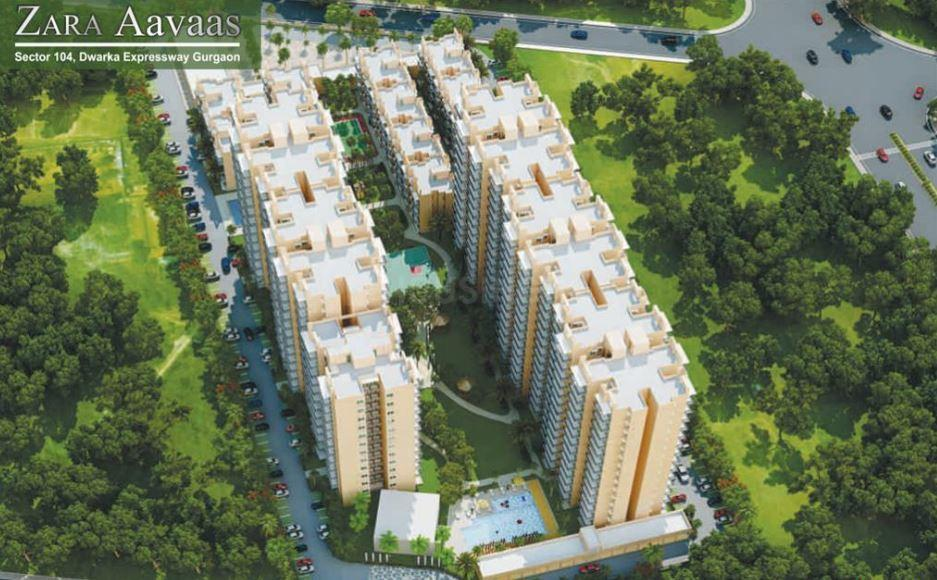 Building Image of 1300 Sq.ft 3 BHK Apartment for buy in Sector 104 for 2635222