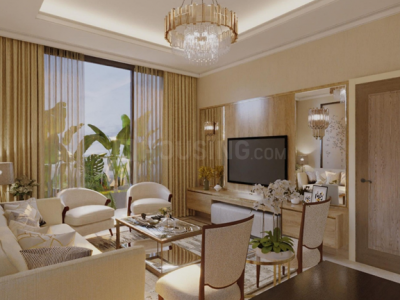Gallery Cover Image of 1356 Sq.ft 1 BHK Apartment for buy in Central Park Bellavista Towers, Sector 48 for 26500000