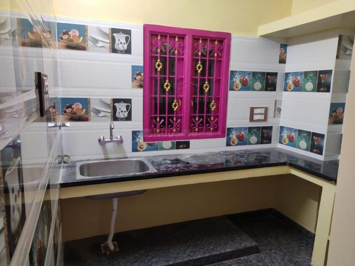 Kitchen Image of 500 Sq.ft 1 BHK Independent House for rent in Tambaram for 12000
