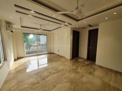 Gallery Cover Image of 2000 Sq.ft 3 BHK Independent House for rent in RWA Lajpat Nagar Block E, Lajpat Nagar for 60000