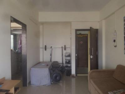 Living Room Image of 605 Sq.ft 1 BHK Apartment for buy in Naigaon East for 3150000