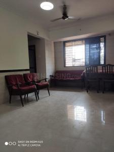 Gallery Cover Image of 825 Sq.ft 2 BHK Apartment for rent in Kopar Khairane for 28000