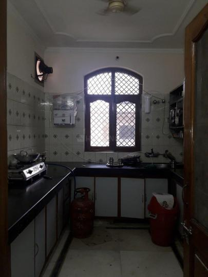 Kitchen Image of The Royal Rooms in Sector 21