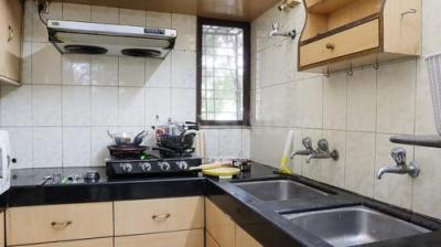 Kitchen Image of Flat No 3, Unit No 9 Medhi Park in Aundh