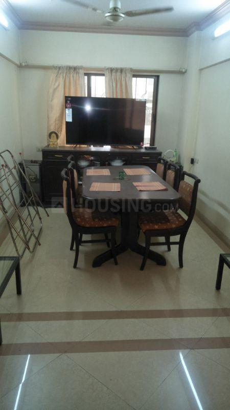 Living Room Image of 400 Sq.ft 1 RK Apartment for rent in Vashi for 18000