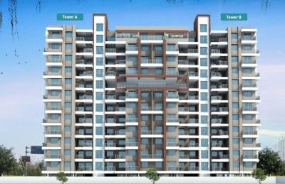 Gallery Cover Image of 1270 Sq.ft 3 BHK Apartment for buy in Millennium Aqua Millennium, Ravet for 7160000
