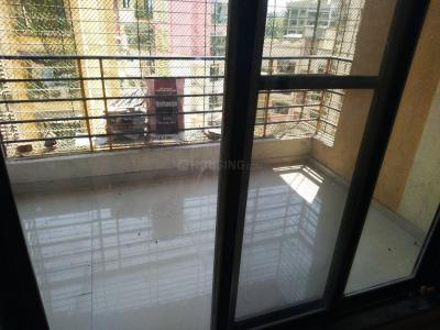 Gallery Cover Image of 650 Sq.ft 1 BHK Apartment for rent in Kumbharkhan Pada for 8500