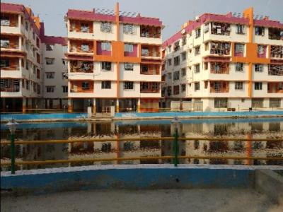 Gallery Cover Image of 482 Sq.ft 1 RK Apartment for rent in Subarban Fair Residency, Madhyamgram for 8000