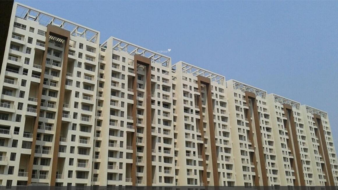 Building Image of 1140 Sq.ft 3 BHK Apartment for rent in Kalamboli for 16000