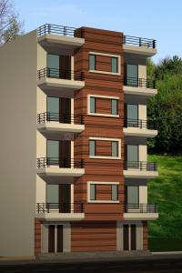 Gallery Cover Image of 850 Sq.ft 2 BHK Independent Floor for buy in SSG Yash Residency 2, Sector 11 for 4500000