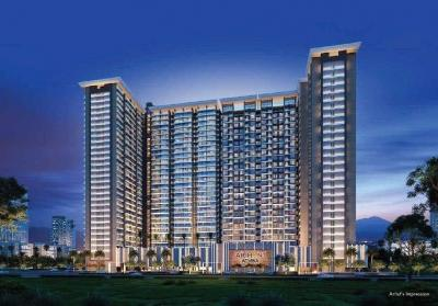 Gallery Cover Image of 1350 Sq.ft 2 BHK Apartment for buy in Arihant Advika, Vashi for 19200000