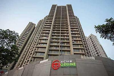Gallery Cover Image of 944 Sq.ft 2 BHK Apartment for rent in Thane West for 25000