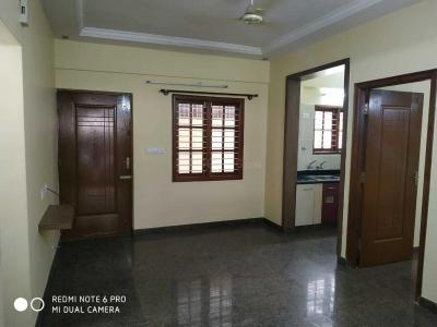Gallery Cover Image of 650 Sq.ft 1 BHK Independent Floor for rent in HSR Layout for 19000