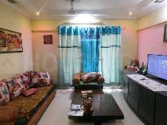 Gallery Cover Image of 1250 Sq.ft 3 BHK Apartment for rent in Regency Ashoka Residency, Kharghar for 33000