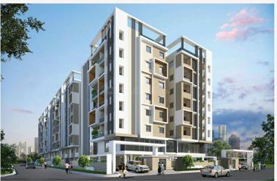 Gallery Cover Image of 1330 Sq.ft 3 BHK Apartment for buy in Pragathi Nagar for 5800000