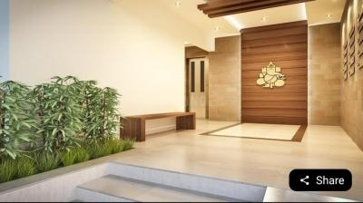 Gallery Cover Image of 1008 Sq.ft 3 BHK Apartment for buy in Om Shanti Gold Plus, Narolgam for 2300000