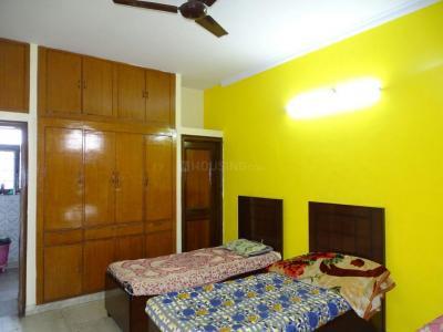 Bedroom Image of Shri Durga PG in Sector 33